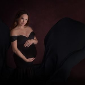 Fine Art Maternity Photography North Vancouver
