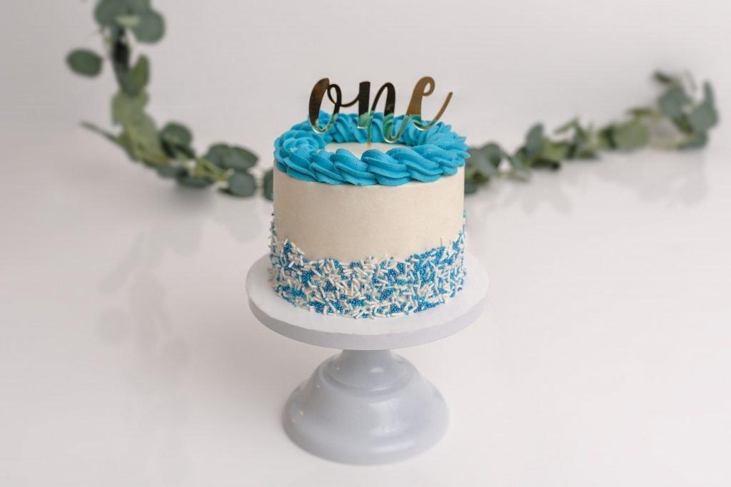 Vancouver Cake Smash Photographer